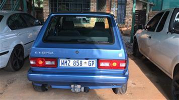 2008 VW Citi CITI RHYTHM 1.4