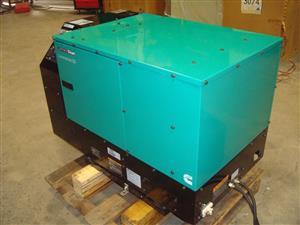 12 kva 240 volts generator for sale.