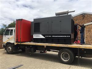 Diesel Generators for Africa
