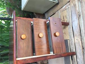 3 drawer nightstand for bedroom