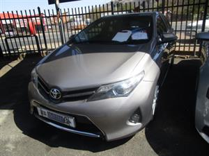 2013 Toyota Auris 1.8 RS