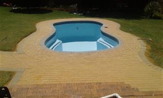 Swimming pools repairs and renovations