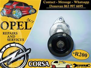 Opel Corsa Fan Belt Tensioner Pulley