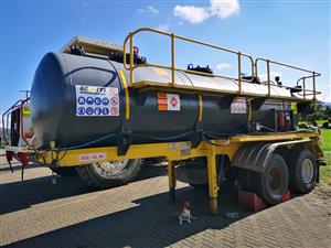 Steinmuller Fuel Tanker
