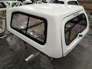 NP200 LOWLINE WHITE ANDYCAB CANOPY 6391