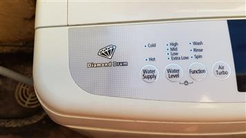 Samsung 8 kg Toploader - Perfect working condition