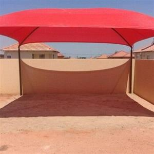 Shade ports and Shade Netting