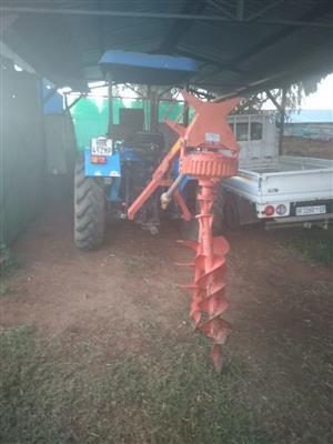 Heavy Duty Ground Drill