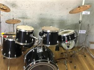Ludwig Accent Combo Drum set