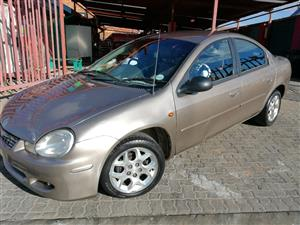 2001 Chrysler Neon