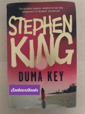 Duma Key - Stephen King.