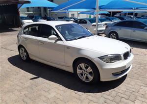 2008 BMW 1 Series 116i 3 door