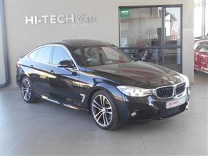 2014 BMW 3 Series 335i GT M Sport