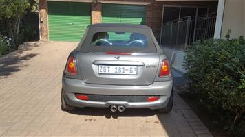 2010 Mini Convertible Cooper S