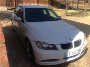 2005 BMW 3 Series 320i Exclusive