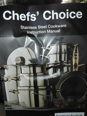 Chefs choice Potts