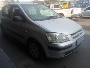 2005 Hyundai Getz 1.4 GL