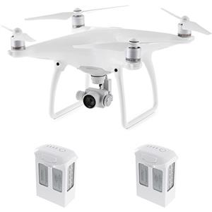 Unbeatable Offer On DJI Phantom 4 Pro Quadcopter With 2 Extra Batteries