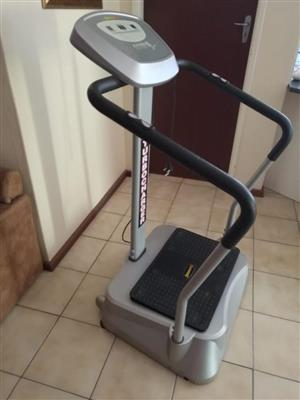 Energym Turbo Charger (Vibrating Machine) - its like having your own personal trainer!