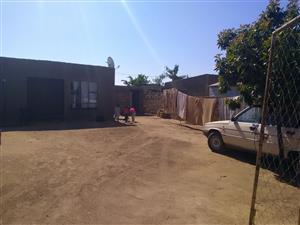 SHABANGU PROPERTIES HOUSE BLOCK V