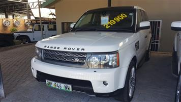 2010 Land Rover Rang