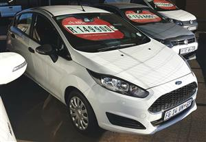 2016 Ford Fiesta 5 door 1.6 Ambiente