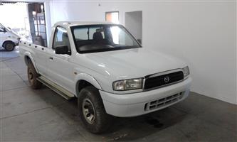 2000 Mazda Drifter B2500TD 4x4 SLX