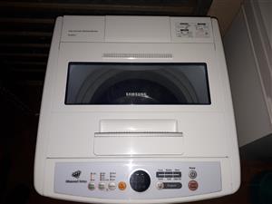 Samsung 8KG Top Loader (Diamond drum) washing machine for sale