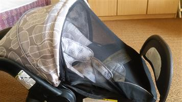 Chelino CarSeat with Isofix for sale
