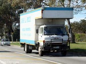 RELIABLE FURNITURE REMOVALS TRUCK WITH FREE LABOUR