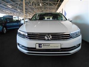 2017 VW Passat 1.4TSI Comfortline auto