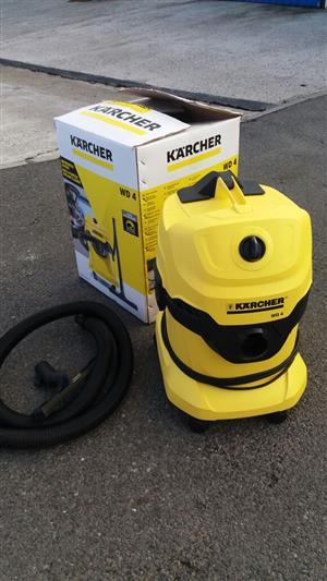 Karcher (German make) Vacuum cleaner