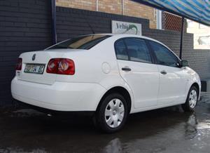 VW Polo sedan 1.4 Comfortline