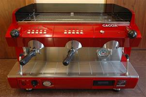 GAGGIA 2 GROUP PROFESSIONAL LINE (GD2GR) COFFEE MACHINE