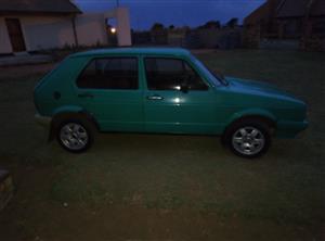 1993 VW Citi CITI CHICO 1.4