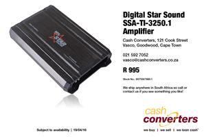 Digital Star Sound SSA-TI-3250.1 Amplifier