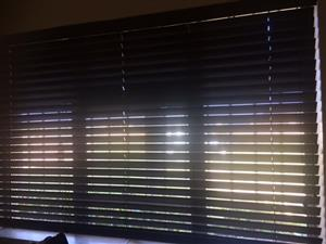 Thermowood blinds