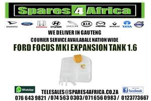 FORD FOCUS MKI EXPANSION TANK 1.6 FOR SALE