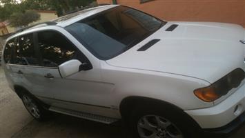 2001 BMW X5 xDrive30d
