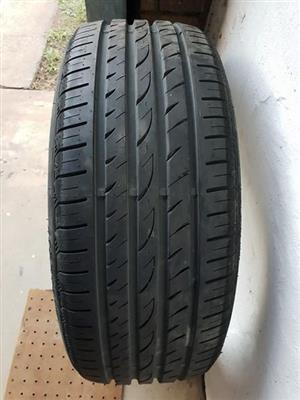 Nexen 205/45/17 tyre for sale
