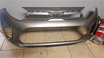 KIA PICANTO (2018) FRONT  BUMPER FOR SALE
