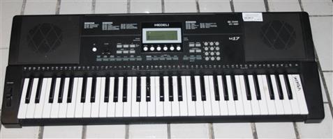 Medeli M17 electronic keyboard S031154A #Rosettenvillepawnshop