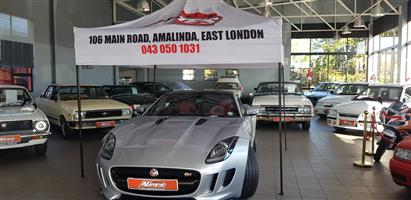 2014 Jaguar F-Type coupe F TYPE 3.0 V6 COUPE