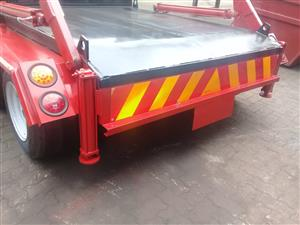 SKIP BIN AND TRAILER TOP MANUFACTURE AT AFFORDABLE PRICE CALL US NOW (011)914-1035/0632366116