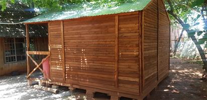 2x WENDY HOUSES FOR SALE