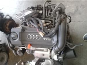 VW Golf 6 1.4TFSi (CAX-T) Engine for sale