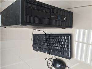 Intel Core i5-4570 4-Core 3.2GHz (4 threads)
