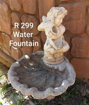 For sale waterfountain.