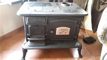 Union coal stove for sale