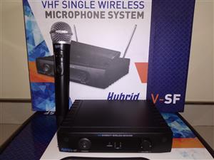 Hybrid V-SF Single Handheld